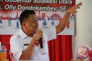 Gubernur: Kabupaten Minahasa Berkontribusi Bangun Daerah-Nasional