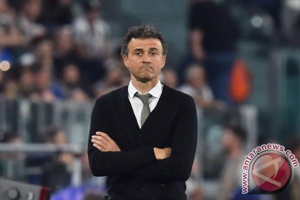 Enrique jadi sosok yang disalahkan atas kekalahan Barcelona