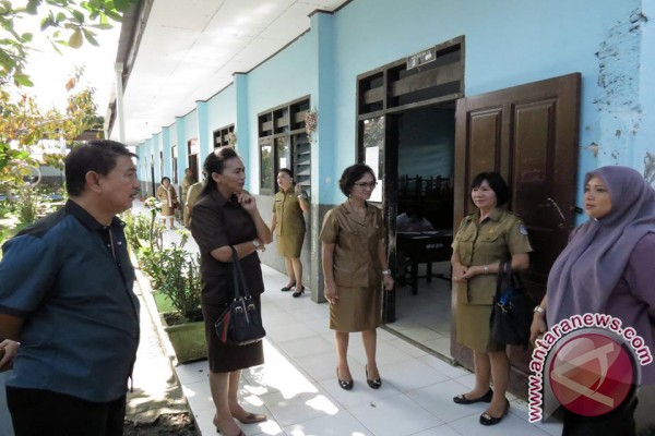 DPRD Manado Dorong Sekolah Ajukan Rehabilitasi Gedung
