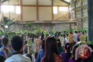 Misa Minggu Palma Awali Pekan Suci