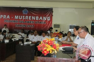 Pemprov Sulawesi Utara Pacu Investasi