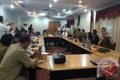 Workshop Kehumasan Kerja sama Pemrov Sulut dan LKBN ANTARA