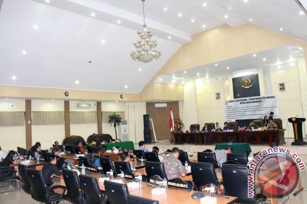 DPRD  Manado Rekomendasi Delapan Urusan Wali Kota