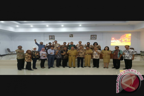 Sekab Minahasa Terima Komisi C Dekab Pati Jateng