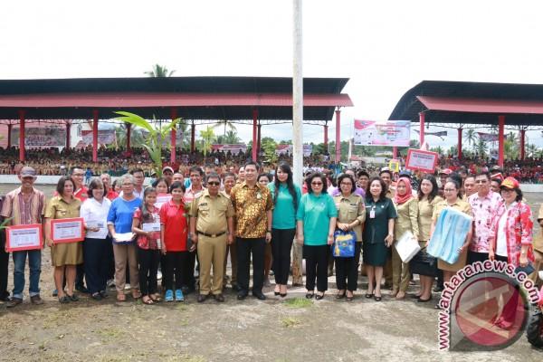 Wagub: Kabupaten Minahasa Tenggara Laboratorium Pembangunan Sulut