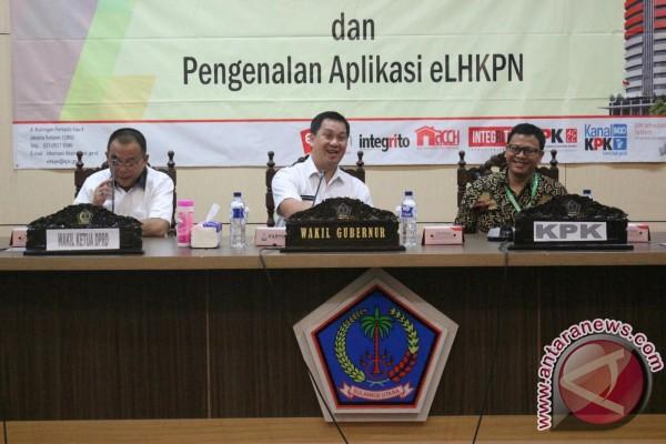 LHKPN Jadi Prasyarat Penempatan Pejabat Di Sulut