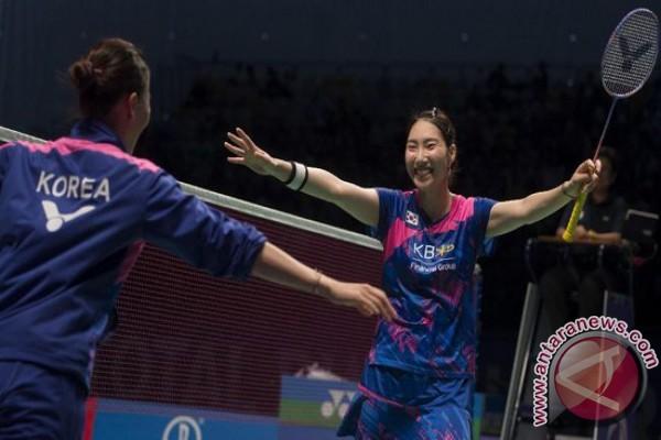 Korsel Juara Piala Sudirman Tundukkan China