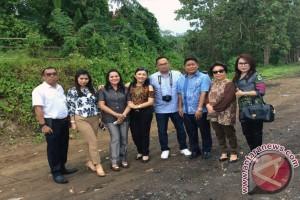 Pansus LKPJ DPRD Manado Lakukan Pemeriksaan Lapangan