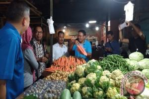 Sekjen Tidak Temukan Wortel Impor di Manado