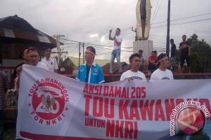 Dubes Filipina Puji Aksi Damai Tou Kawangkoan
