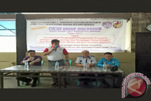 GAMKI Sulut-KNPI Manado Kolaborasi Mantapkan Negara Pancasila