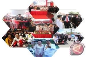 Pembangunan Semakin Pesat, Minahasa Tenggara Peringati 10 Tahun Pemekaran