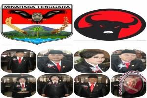 Fraksi PDI-P Siap Sukseskan Pembangunan Minahasa Tenggara