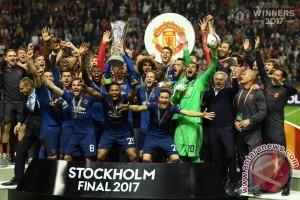 Manchester United juara Liga Europa, ini komentar Mourinho