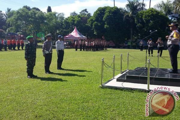 Polres Minahasa Utara Operasi Ramadniya Tingkatkan Kamtibmas