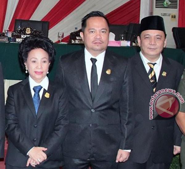 Trio Pimpinan DPRD Manado Ucapkan Selamat Idul Fitri