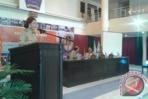 Pemkab Minahasa Utara Sosialisasikan Empat Instrumen Kearsipan