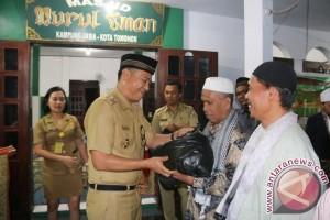 Pemkot Buka Puasa Bersama Jamaah Kampung Jawa