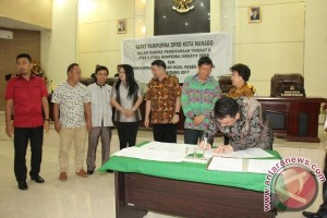DPRD Manado Tetapkan Tiga Perda Baru