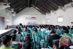 Legislator  Bara Hasibuan Sosialisasi Pilar Kebangsaan di Minahasa