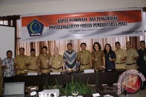 Pangemanan Hadiri Rapat Pembinaan dan Pengawasan PUPP
