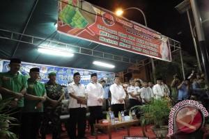 Lebaran 2017 - Ribuan Umat Islam Manado Pawai Takbiran