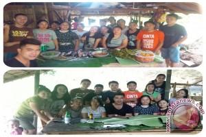 Pengurus Alumni SMPN 7 Airmadidi Angkatan 2001-2004 Dibentuk