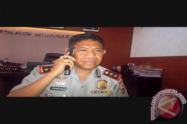 Penyebab Miras, Kriminalitas di Minahasa Masih Tinggi