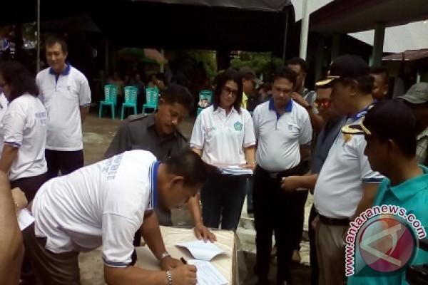 Pimpinan OPD tanda tangani fakta integritas