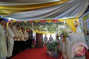 Ketua Umum KBK-KM  Utamakan Melayani