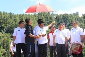 Bupati: Pembangunan Area Peristirahatan Tetap Dilanjutkan