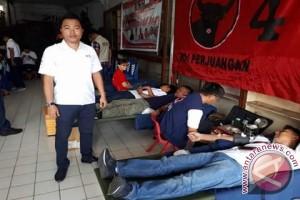 PMI Minahasa Tenggara Kumpulkan Puluhan Kantong Darah