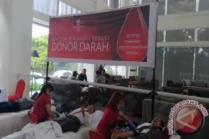 Peninsula Peduli Kemanusiaan Lewat Donor Darah