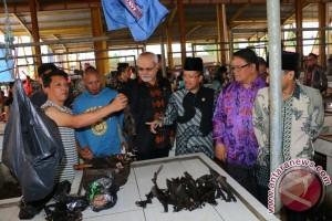 Komite III DPD-RI Kunjungi Pasar Ekstrem Tomohon