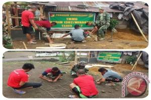 TMMD ke-99: Prajurit Bangun Jamban