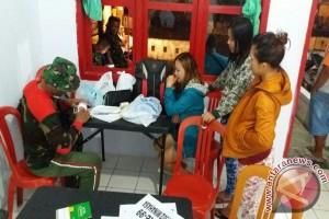 TMMD ke-99: Selain Pengerjaan Fisik, Buka Pelayanan Pengobatan Gratis