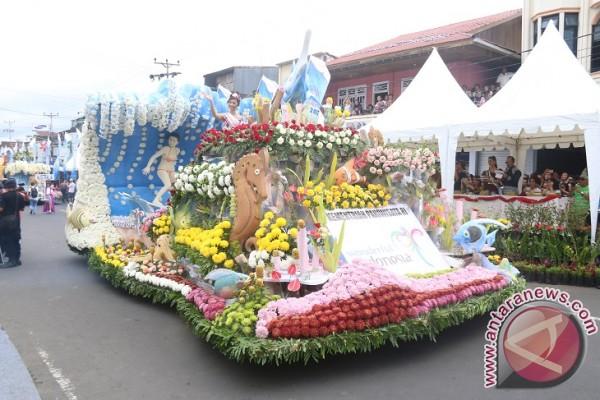 Kemenpar Optimistis Festival Bunga Dorong Kunjungan Wisatawan