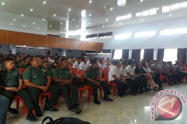 Bupati Apresiasi Kinerja Polisi dan TNI