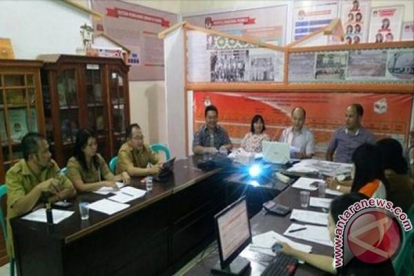 KPU Minahasa Tetapkan Pedtek Mutarlih, KTP-el Jadi Syarat Utama
