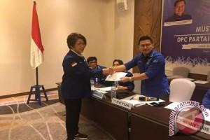 Katrien Mokodaser Kembali Ketuai Partai Demokrat Mitra