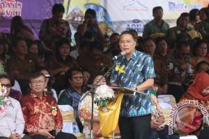 Wali Kota: Festival Bunga Adalah Kehormatan Bangsa