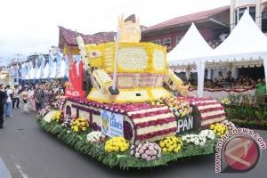 """Jovial-Mandolang Wakil Tomohon ajang """"Nyong-Noni"""" Sulut"""