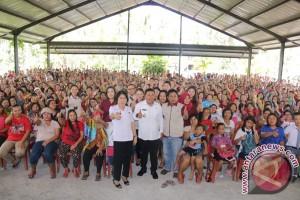 Pemkab Minahasa Tenggara Salurkan Dana PKH Bagi 3.737 Peserta