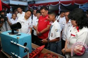 Gubernur Berharap Siswa SMK Meningkatkan Kompetensi Diri