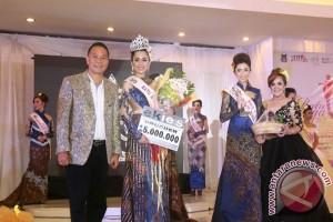 Hasil Kontes Ratu Bunga 2017