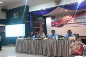 Ribuan pelamar mendaftar penerimaan CPNS  Kemenkumham Sulut