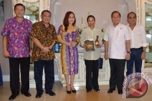 Wali Kota Bitung Terima Kunker Menteri BUMN
