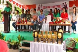 Piala Adipura Diarak Keliling Kota Bitung