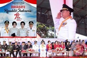 Lomban Irup Perayaan HUT ke-72 RI Berlangsung Hikmah