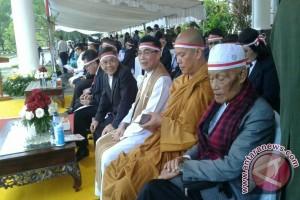 Kodim 1302/Minahasa Gelar Doa Bersama 171717 Untuk Indonesia Lebih Kasih Sayang